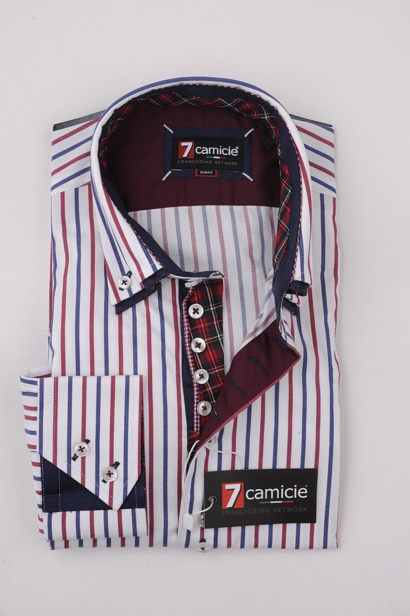 7-0022 White Stripe