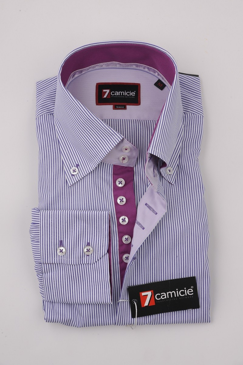 7-0164 Purple Stripe