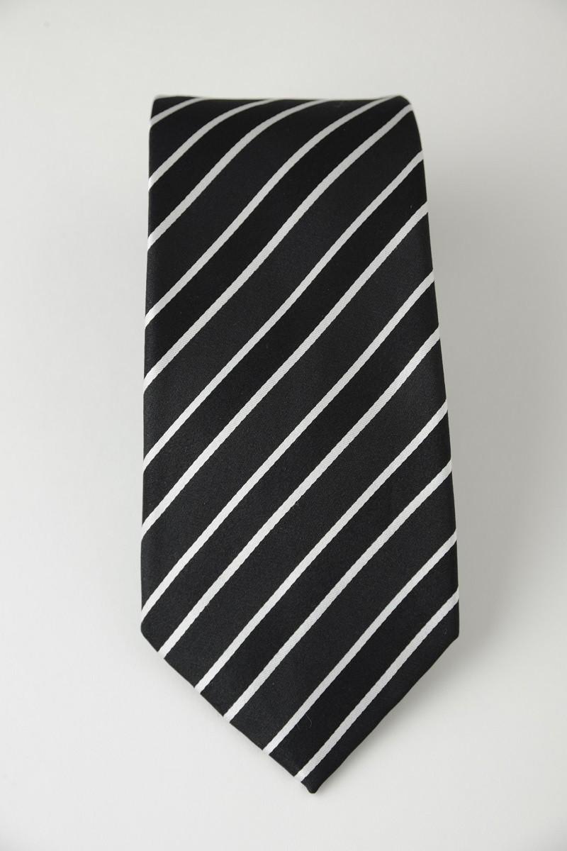 c3-0023 Black White Stripe