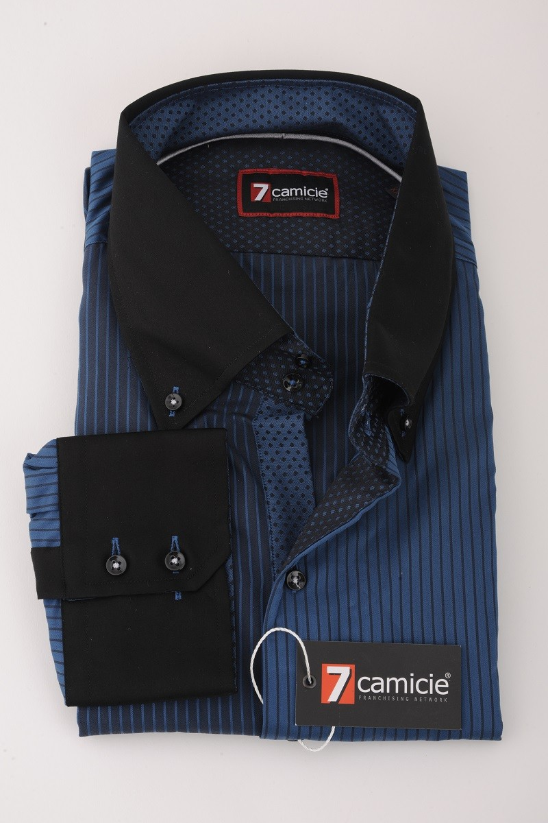 c4-0025 Blue Stripe