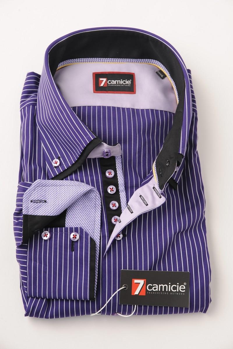 c6-0037 Purple Stripe