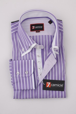 7-0032 Purple Stripe