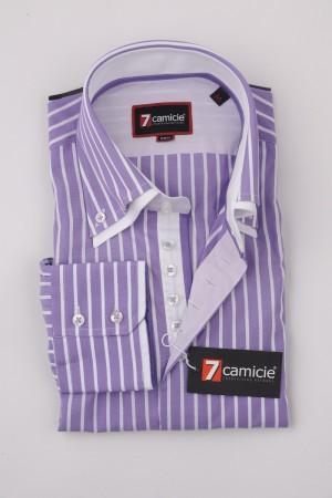 7-0032 Purple Stripe