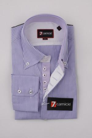 7-0036 Violet Stripe