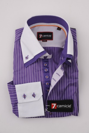 7-0131 Purple Stripe
