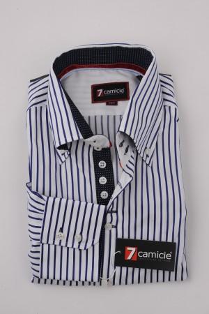7-0151 White Stripe