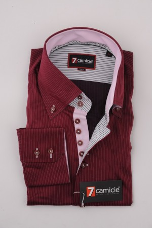 7-0166 WINE Stripe