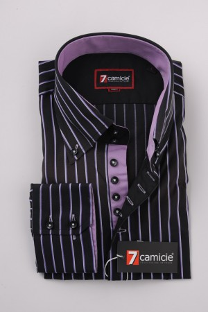 c2-0023 Black Stripe