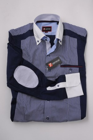 c2-0030 Blue Stripe