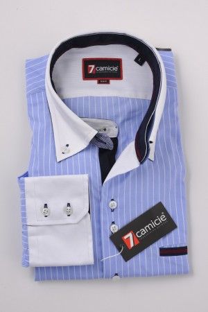 c2-0039 Blue Stripe