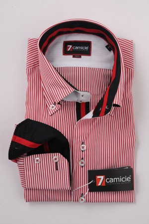 c2-0042 Red Stripe