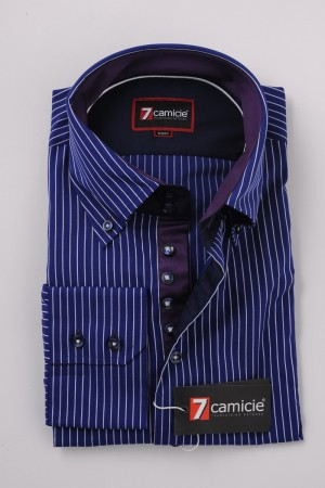 c2-0044 Blue  Stripe