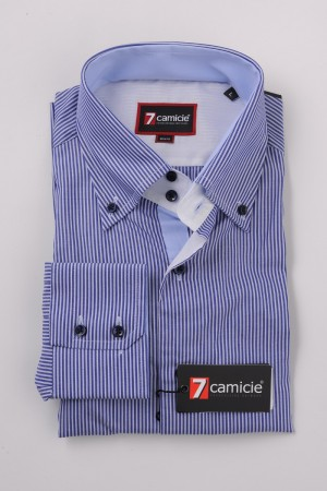 c2-0046 Blue Stripe