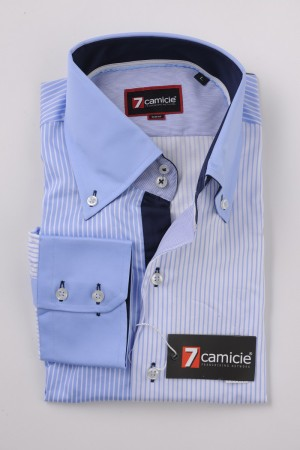 c2-0051 Blue Stripe