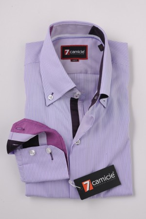 c2-0058 Violet  Stripe