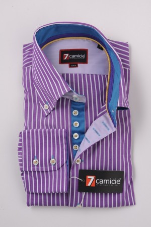 c2-0071 Purple Stripe