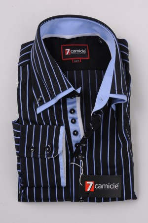 c2-0095 Blue Stripe