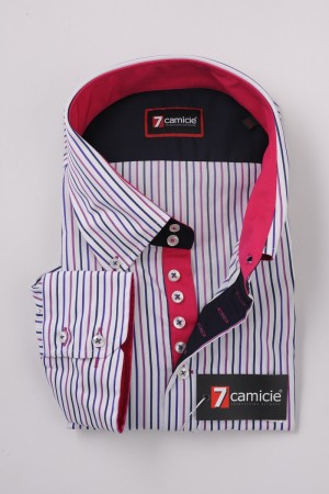 c2-0102 White Stripe