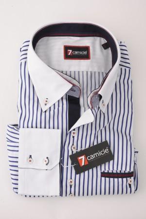 c4-0087 White Stripe